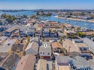 Newport Beach Rental For Rent: 214 Garnet Avenue