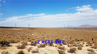 Lucerne Valley Residential Lots & Land For Sale: Canyon View Road