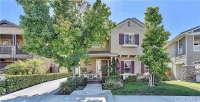 Rancho Santa Margarita Single Family Home For Sale: 39 Grassy Knoll Lane