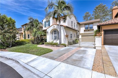 San Clemente Single Family Home For Sale: 1 Via Leon
