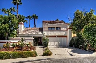Laguna Hills Single Family Home For Sale: 25185 Luna Bonita Drive