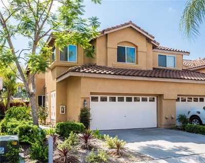 Aliso Viejo Condo/Townhouse For Sale: 41 Tortuga Cay