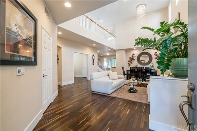Yorba Linda Single Family Home For Sale: 20335 Herbshey Circle