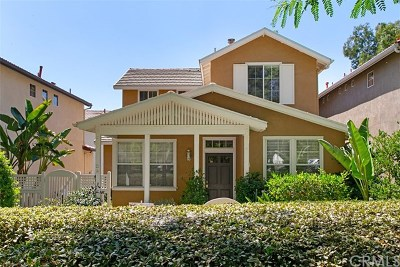 Rancho Santa Margarita Single Family Home For Sale: 41 Paseo Vespertino