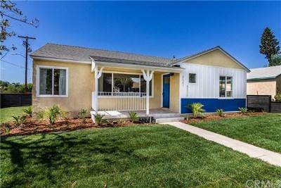 Sun Valley Single Family Home For Sale: 8541 Morehart Avenue