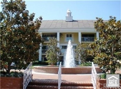 Newport Beach Condo/Townhouse For Sale: 101 Scholz #27