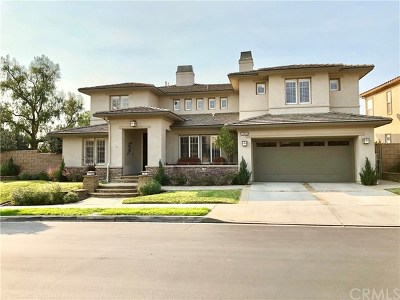 Mission Viejo Single Family Home For Sale: 22891 Hunter Creek