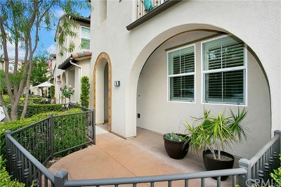 Aliso Viejo Condo/Townhouse For Sale: 95 Playa Circle