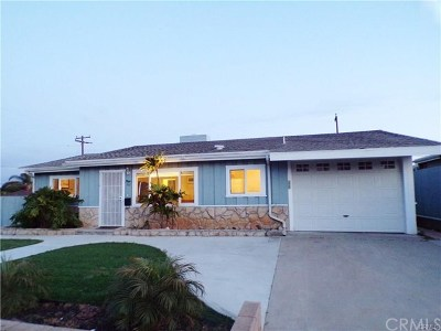 Imperial Beach Single Family Home For Sale: 459 Donax Avenue