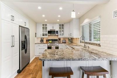 Mission Viejo Single Family Home For Sale: 26586 El Toboso