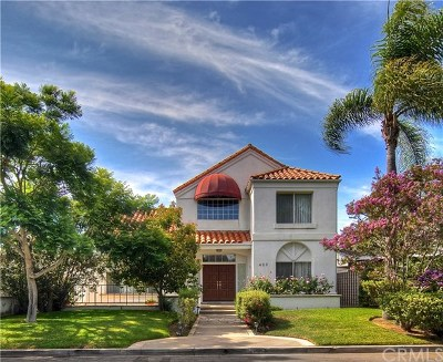 Newport Heights (Newh) Single Family Home For Sale: 405 El Modena Avenue