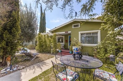 Orange Single Family Home For Sale: 464 N Shaffer Street
