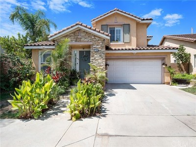 Placentia Single Family Home For Sale: 409 Black Lane