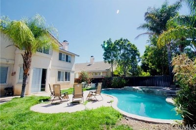 Rancho Cucamonga CA Single Family Home For Sale: $660,000