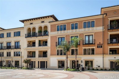 Calabasas Condo/Townhouse For Sale: 23500 Park Sorrento #G22