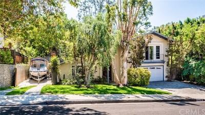 Mission Viejo Single Family Home For Sale: 25212 Pradera Drive