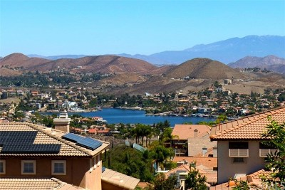Lake Elsinore Single Family Home For Sale: 7 Vista Palermo