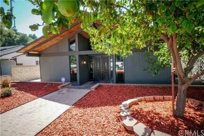 Monrovia Single Family Home For Sale: 834 Wildrose Avenue
