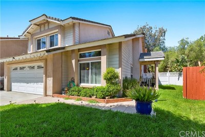 Chino Hills Single Family Home For Sale: 15994 Oak Canyon Drive