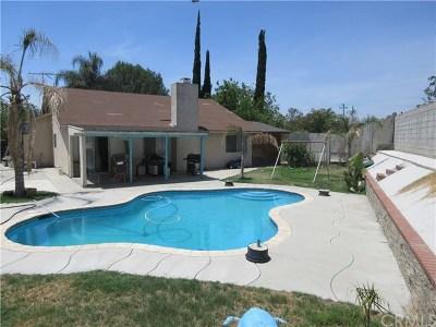Fontana Single Family Home For Sale: 9015 Ironwood Court