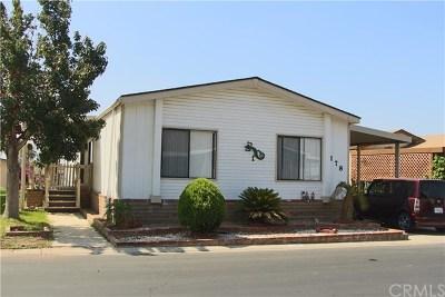 Riverside Mobile Home For Sale: 4080 Pedley Road