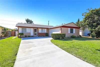 Huntington Beach Single Family Home For Sale: 15401 Duke Circle