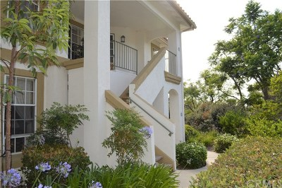 Rancho Santa Margarita Condo/Townhouse For Sale: 1 Santa Agatha