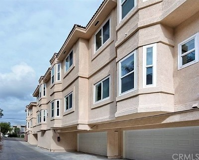 Costa Mesa Condo/Townhouse For Sale: 377 Avocado Street #B