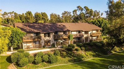 Mission Viejo Condo/Townhouse For Sale: 25805 Marguerite #B101