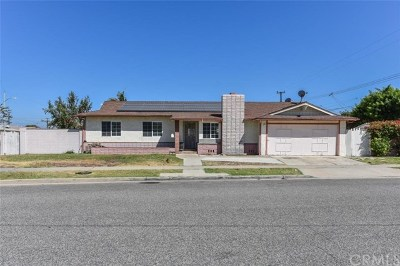 Westminster Single Family Home For Sale: 9410 Shell Circle