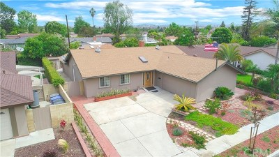 Tustin Single Family Home For Sale: 17801 Lucero Way