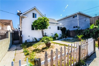 San Pedro Multi Family Home For Sale: 561 W 12th Street