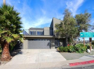 San Clemente Multi Family Home For Sale: 116 Avenida Calafia