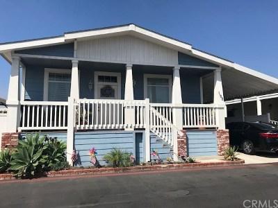 Huntington Beach Mobile Home For Sale: 20701 Beach Boulevard