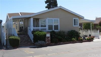 Huntington Beach Mobile Home For Sale: 16444 Bolsa Chica Street
