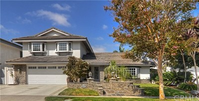 Huntington Beach Single Family Home For Sale: 20051 Colgate Circle