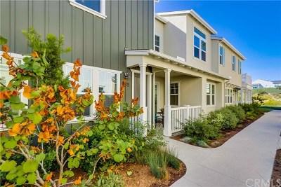 Ladera Ranch Condo/Townhouse For Sale: 101 Patria