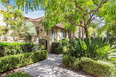 Irvine Condo/Townhouse For Sale: 72 Full Moon