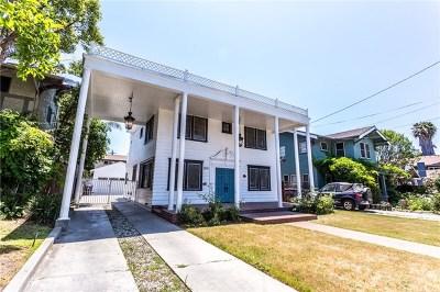 Long Beach Single Family Home For Sale: 2514 E 5th Street