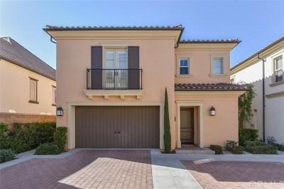 Irvine Single Family Home For Sale: 52 Maple Ash