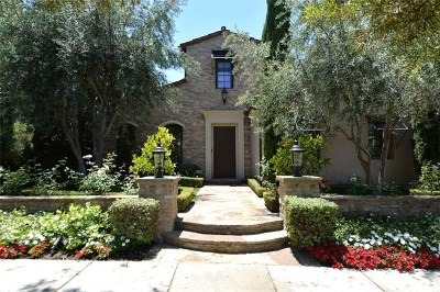 Irvine Single Family Home For Sale: 23 Blue Summit