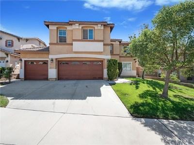 Fontana Single Family Home For Sale: 5985 Cold Creek Court