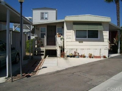 Orange County Mobile Home For Sale: 80 Huntington Street