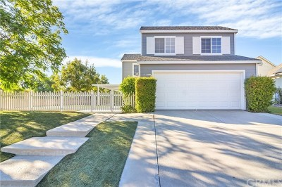 Mission Viejo Single Family Home For Sale: 28211 Foxwood