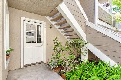 Aliso Viejo Condo/Townhouse For Sale: 35 Bridle Lane #67