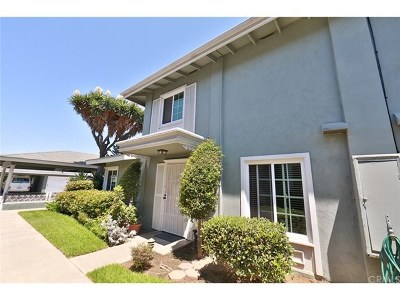 Costa Mesa Condo/Townhouse For Sale: 1845 Anaheim Avenue #12C