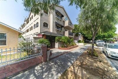 Long Beach Condo/Townhouse For Sale: 1123 Junipero Avenue #9