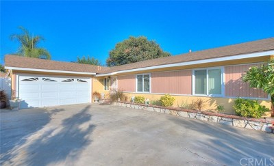 Tustin Single Family Home For Sale: 1941 Jan Marie Place