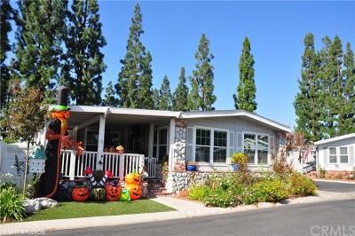 Irvine Mobile Home For Sale: 5200 Irvine Blvd.
