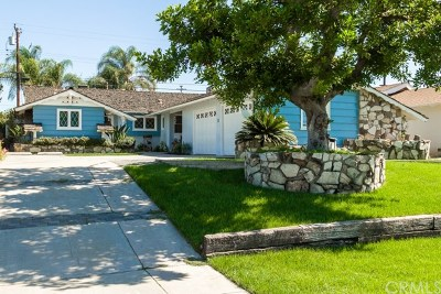 Whittier CA Single Family Home For Sale: $629,000